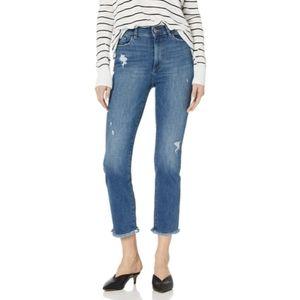 DL1961 Mara Instasculpt Straight Leg Ankle Jeans